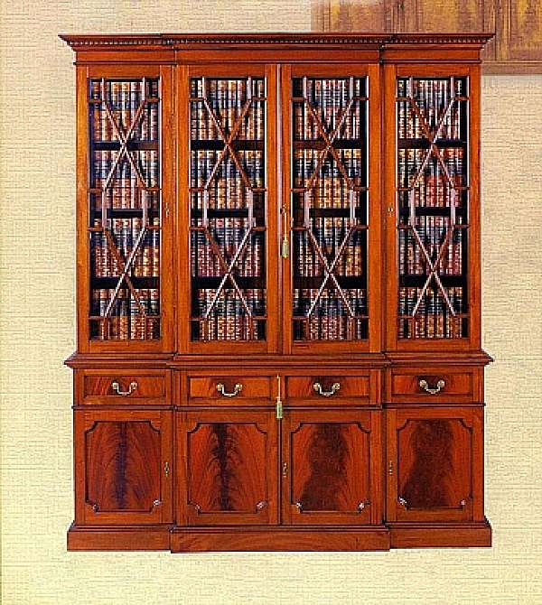 Книжный шкаф CAMERIN SRL The art of Cabinet Making 460